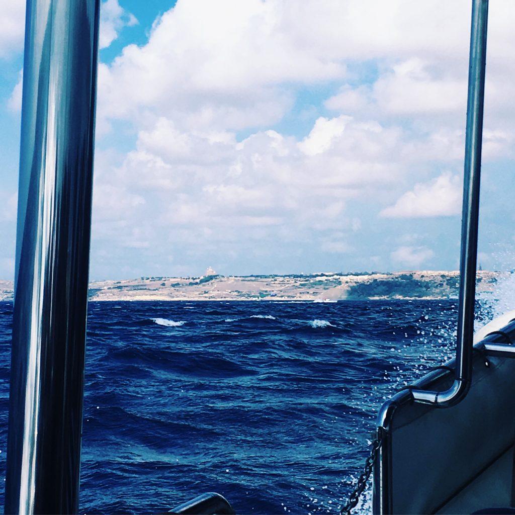 bateau malte comino