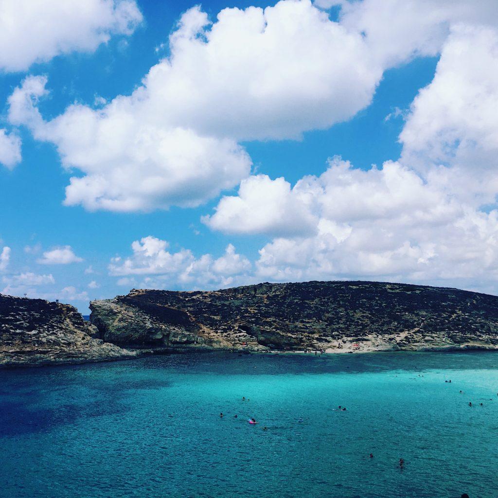 blue lagoon comino