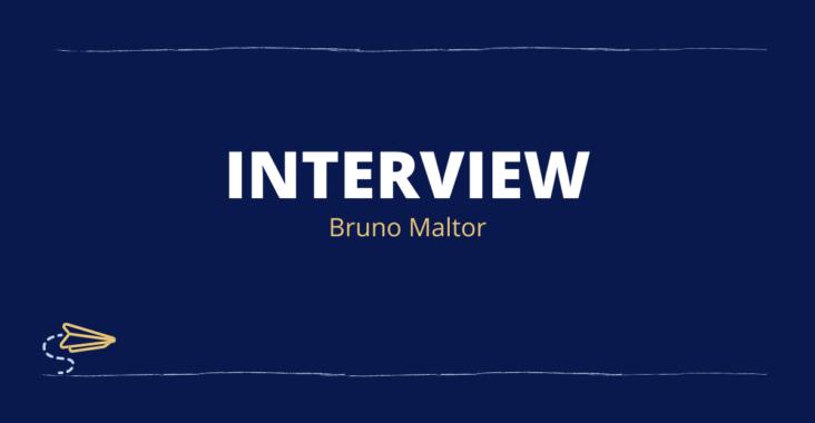 interview de bruno maltor